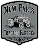 New Paris Tractor Parts Logo