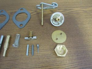 JD A  DLTX24 DLTX53  COMPREHENSIVE CARB KIT  9223