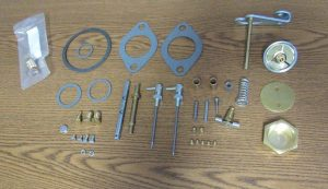 JD G  DLTX51 COMPREHENSIVE CARB KIT  9221