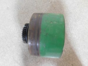 JD UNSTYLED AR AO BELT PULLEY ASSEMBLY  11163