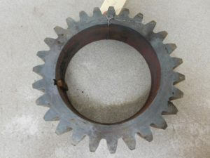JD UNSTYLED D BELY PULLEY GEAR  11181