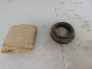 JD UNSTYLED B NOS REAR AXLE BEARING SPACER  11254