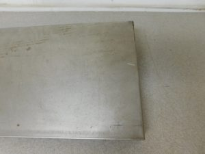 JD UNSTYLED D REPRO LEFT FRONT DUST SHIELD 11684