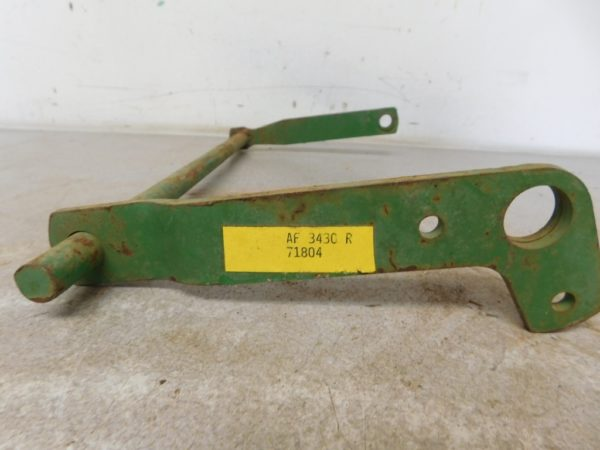 JD 720 730 NOS FLOAT RIDE SEAT CROSS SHAFT WITH ARM 11702