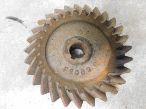 JD 720 730 DIESEL FAN GEAR 11778