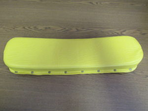 JD A-R 50-840 YELLOW BACK REST  S111