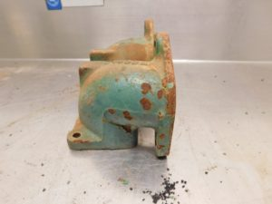 JD 60 DUAL INDUCTION LOWER CARBURETOR ELBOW 11896