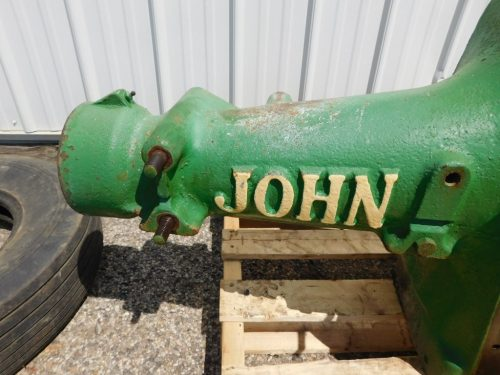 JD UNSTYLED G REAR AXLE HOUSING 03069