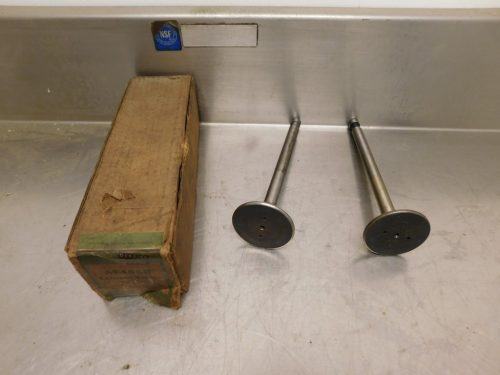 JD UNSTYLED G NOS EXHAUST VALVES 12185