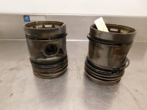 JD 530 TRACTOR M&W .045 OVER PISTONS 12204