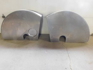 JD AR REPRODUCTION FENDERS 00566
