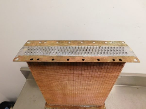 JD STYLED A REPRODUCTION RADIATOR CORE 13059