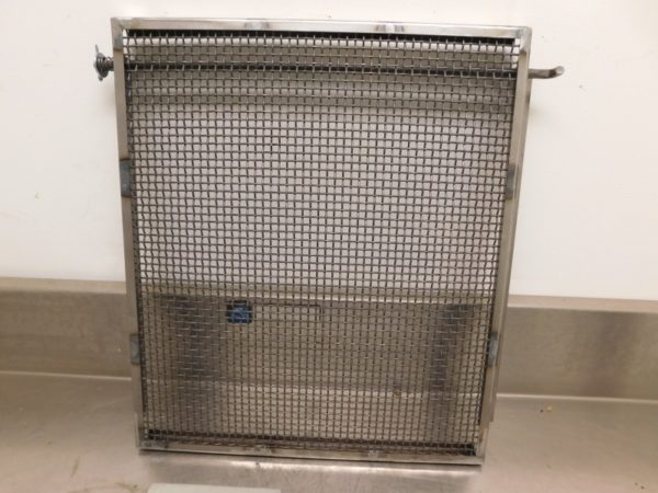 JD UNSTYLED A REPRODUCTION RADIATOR CURTAIN ASSEMBLY 13279