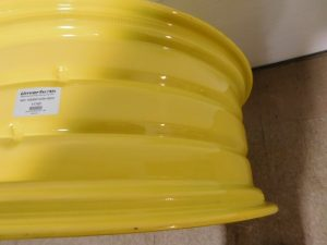JD 720 730 2520 3020 REPRODUCTION 14X38 DOUBLE BEVEL RIM 00302