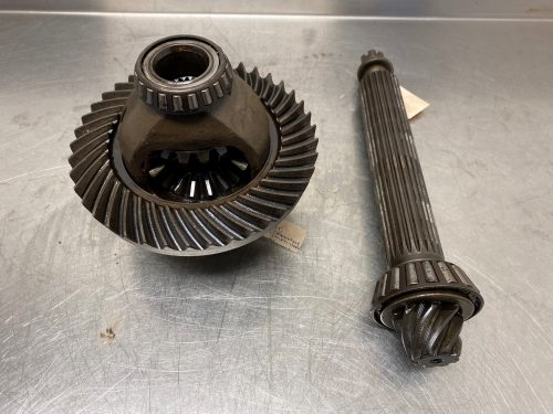 DIFFERENTIAL AND PINION SHAFT