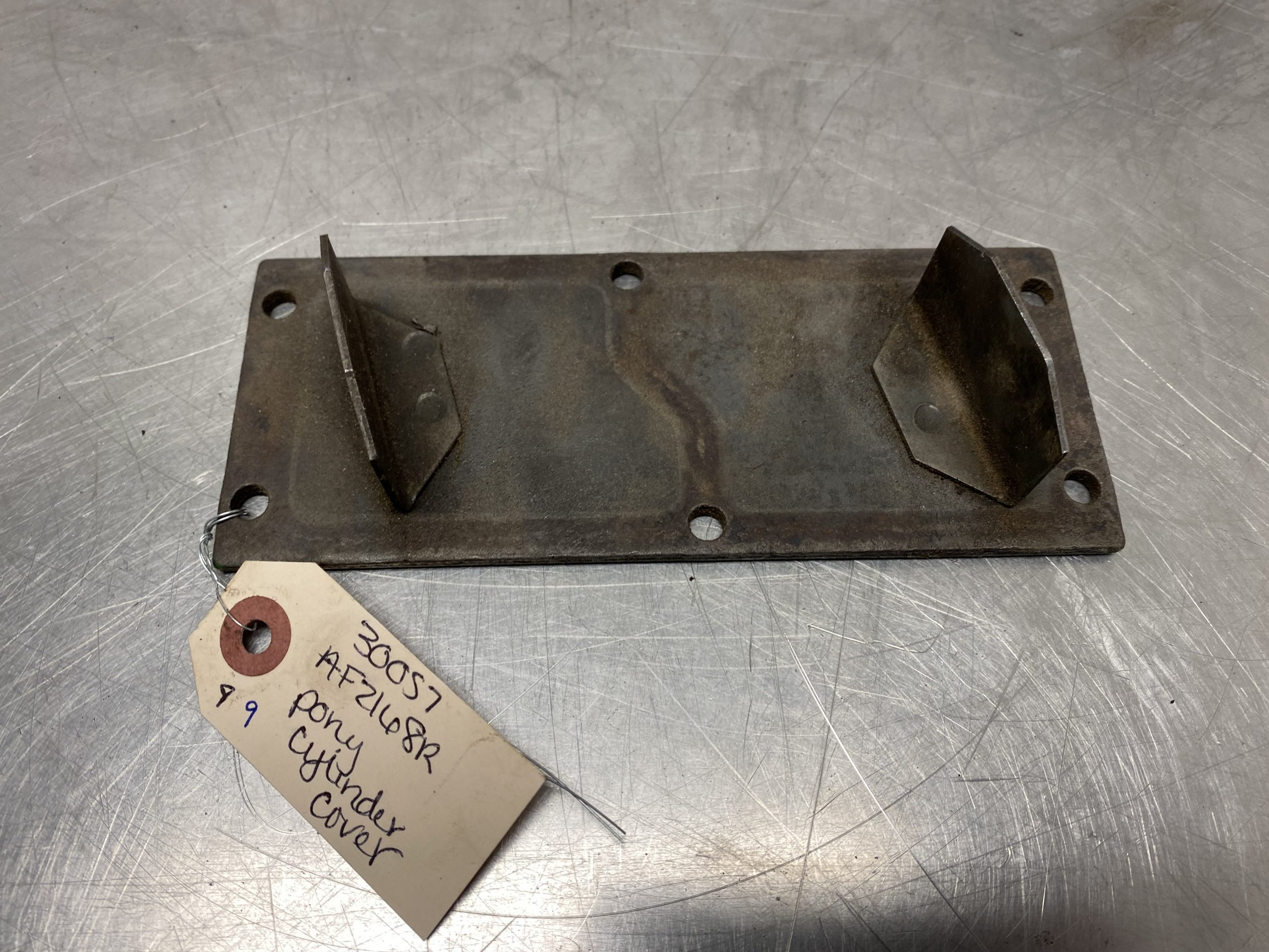 PONY CYLINDER COVER